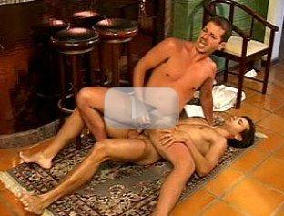Lesbo Orgy Fucking Ass